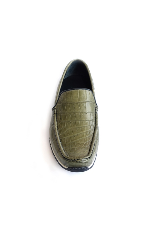 Сroco moccasin green