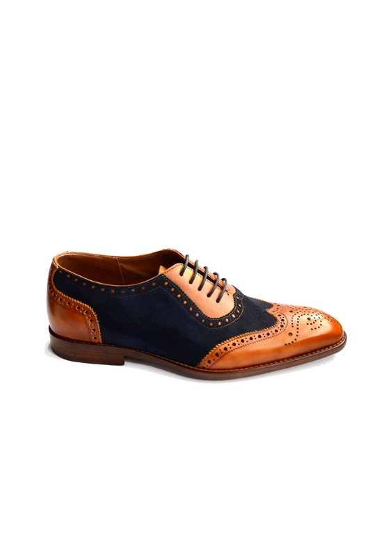 Oxford gent shoe