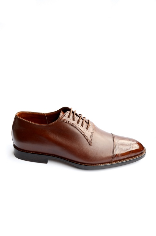 Oxford shoe combined