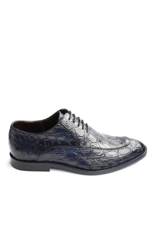Oxford shoe blue